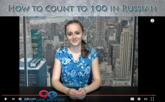 How to Count to 100 in Russian (video) – The Best Way to Learn Russian