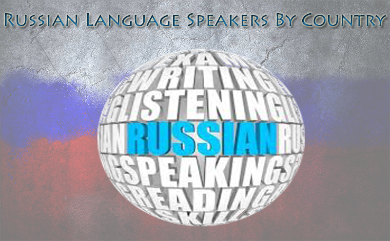 russian language speakers